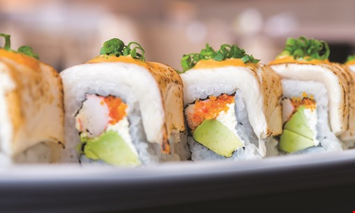 Product image for Temaki Sushi Bar 10% Off Lunch Or Dinner