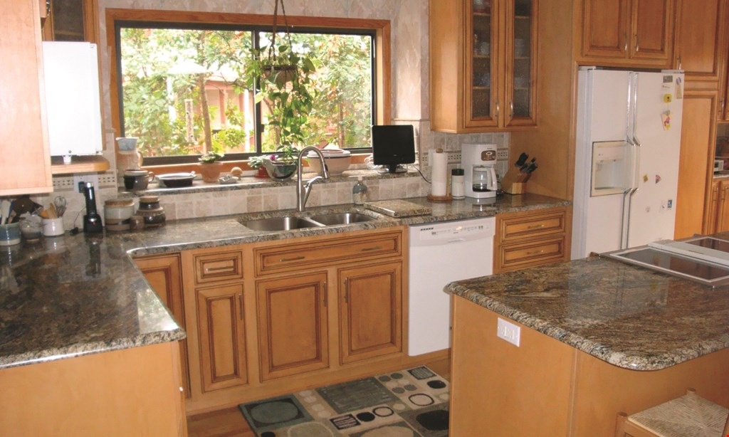 Product image for Kitchen Fronts of Ga 15% Off Complete Kitchen Refacing