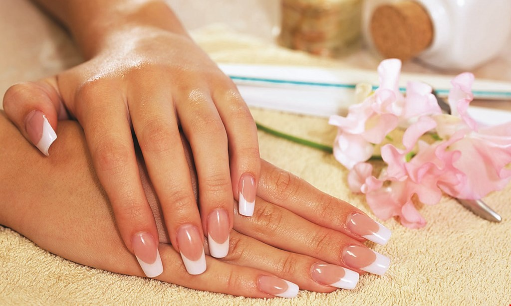 Product image for Bebe's Nails & Spa $2 off mani or pedi.