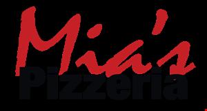 Mia's Pizzeria logo