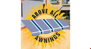 Above All Awnings logo