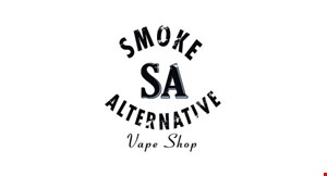 Smoke Alternative Electronic Cigarettes logo