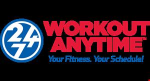 Workout Anytime logo