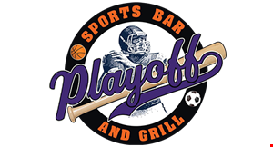 Playoff Sports Bar and Grill logo
