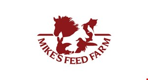 Mike's Feed Farm logo