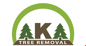 Product image for AKA Tree Removal $100 off any job of $500 or more