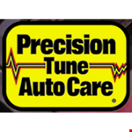 Product image for Precision Tune Auto Care Full service oil change. $19.90 $39.90 synthetic.Up to 5 quarts of oil (5W20 or 5W30 syntheticblend), new oil filter, 21-point courtesy inspection, top-off underhood fluids, check & adjust tire pressure.
