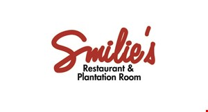 Smilies Restaurant and Platation Room logo
