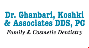 Drs. Ghanbari & Associates DDS, PC logo