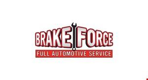 Brake Force LLC logo