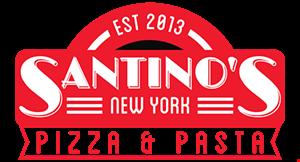 Santino's NY Pizza & Pasta logo