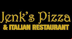 Jenk's Pizza logo