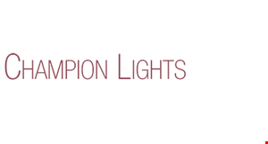 Champion Lights logo