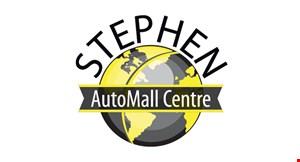 Stephen  Auto Mall logo