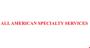 All American Specialty Services logo