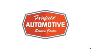 Fairfield Automotive Service Center logo