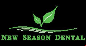New Season Dental logo