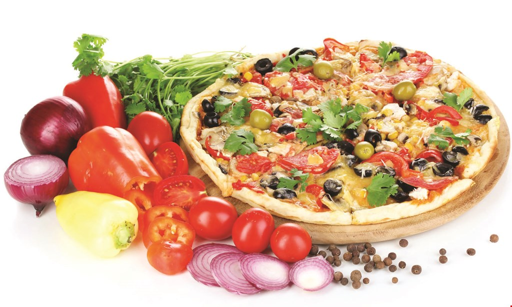 Product image for Parsippany's Best Pizza $301 large pizza, 1 order of wings and an order of baked ziti