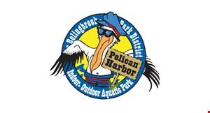 Bolingbrook Park District Indoor & Outdoor Aquatic Park logo