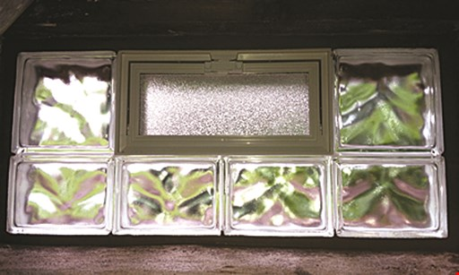 Product image for Hawkeye Glass Block $627.00 5 Window Package Deal