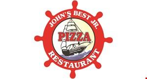 John's Best Pizza Restaurant logo