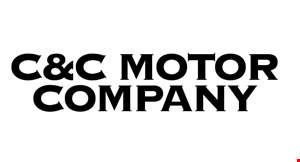 C & C Motor Company logo