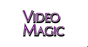Product image for VIDEO MAGIC PRODUCTIONS $35 OFF any service over $100. $15 OFF any service over $50.
