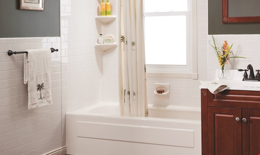 Product image for Bath Renew $750 off bathroom remodeling package