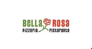Bella Rosa Pizzeria Ristorante logo