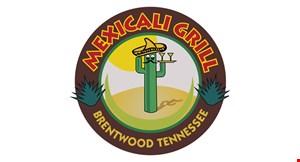 MEXICALI GRILL logo