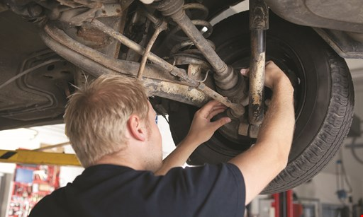 Product image for PRECISION TUNE AUTOCARE FREE BRAKE INSPECTION $20 OFF Brake Service Per Axle