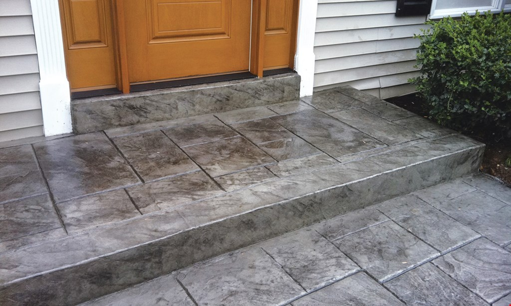 Product image for Cipolloni Concrete 10% off any size patio or walkway