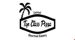Top Class Pizza Gourmet Eatery logo