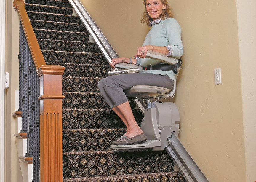 Product image for Williams Lifts $250 off any new stairlift