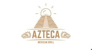 Azteca Mexican Grill logo