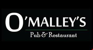 O'Malley's Pub & Restaurant logo