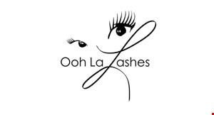 Ooh La Lashes logo