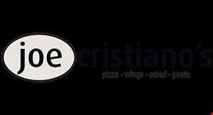 Joe Cristiano's logo