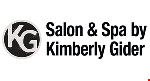 SALON & SPA BY KIMBERLY GIDER logo