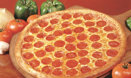 """Product image for TWO BROTHERS FROM ITALY $2 off the purchase of any XL (18"""") pizza"""