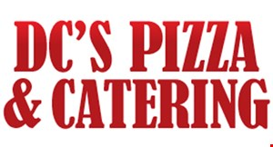 Product image for DC's Pizza & Catering (2) 8-cut, large pizzas for only $19.99 + tax