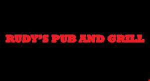 Rudy's of Apex logo