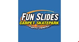 Fun Slides Carpet Skatepark logo