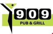 909 Pub & Grill logo