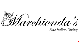 Marchionda's logo
