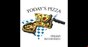 Today's Pizza logo