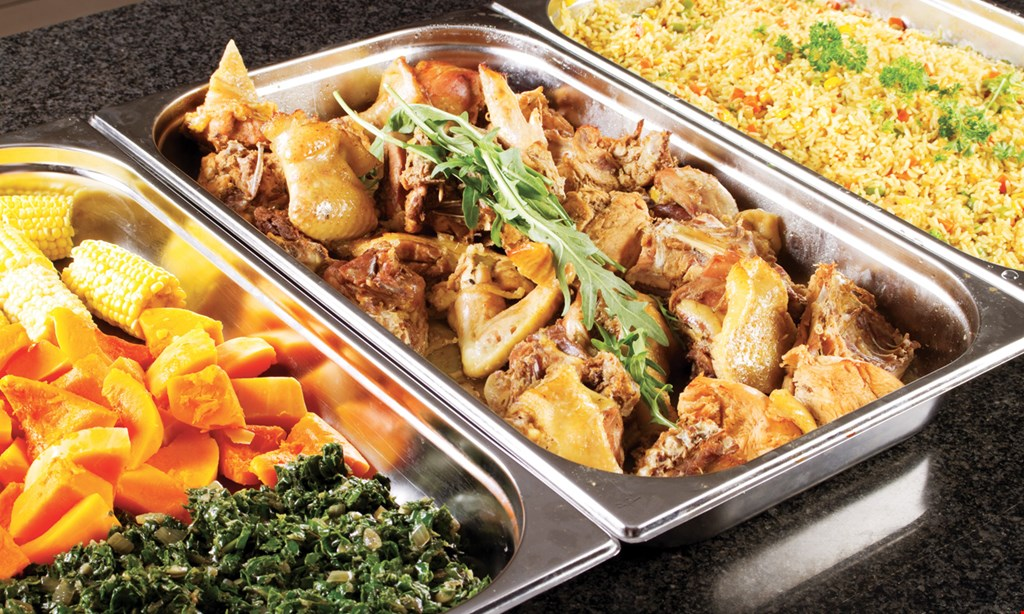 Product image for South China Buffet $2 OFF 1 lunch or dinner buffet. Dine in only. $3 OFF 2 dinner buffets. Dine in only