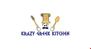 Krazy Greek Kitchen logo
