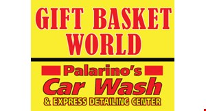 Product image for Palarino's Car Wash $11 For An Emerald Exterior Wash Package (Reg. $22)