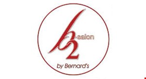 b2 Salon By Bernard's logo
